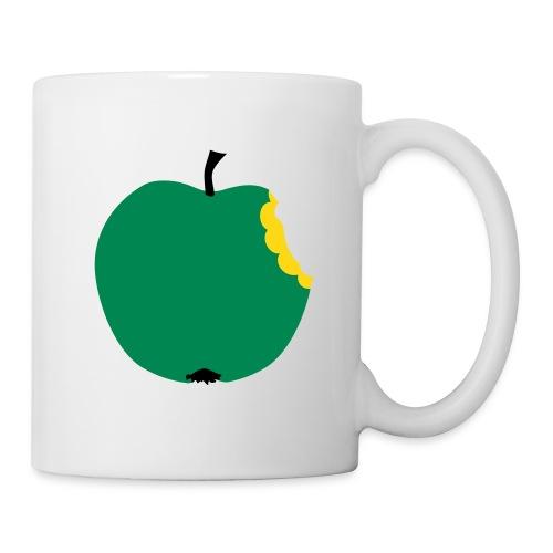 Apple (pour les Utilisateurs du Mac!) - Mug blanc