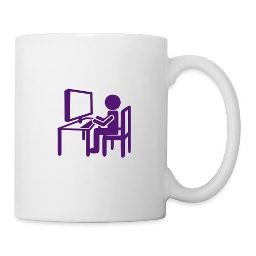 Mug d'Informaticien - Mug blanc
