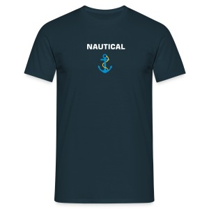 nautical - Männer T-Shirt