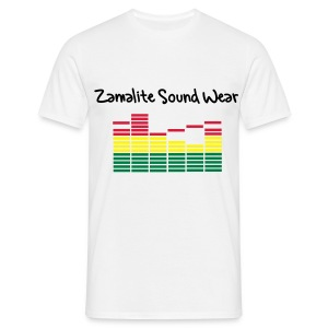 Z.S.W Equalizer Blanc - T-shirt Homme