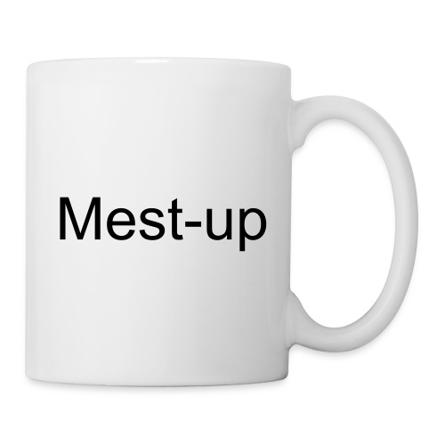 mest-up coffee-cup - Mok