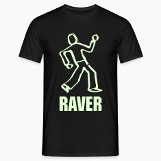 I am a Raver (Glow in the dark)