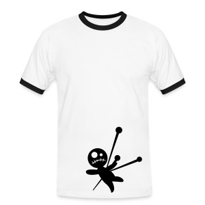 vodoo doll - Men's Ringer Shirt