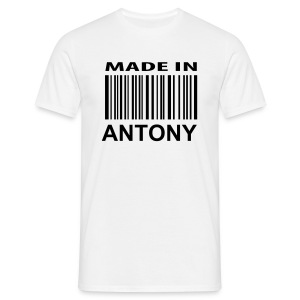 MADE IN ANTONY - T-shirt Homme