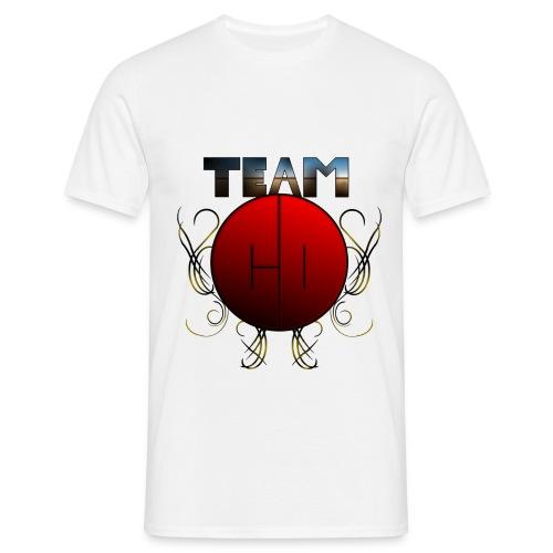 Team-CD fanshirt - T-skjorte for menn