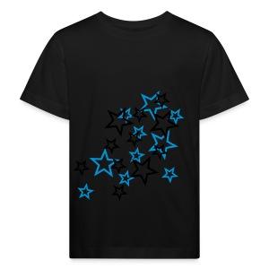 Kids boy stars - Kinderen Bio-T-shirt