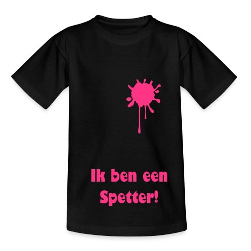 Spetter Girl - Teenager T-shirt