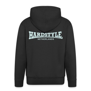 Hardstyle Netherlands - Reflex - Men's Premium Hooded Jacket