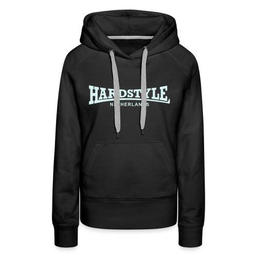 Hardstyle Netherlands - Reflex - Women's Premium Hoodie