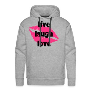 Live Laugh Love - Men's Premium Hoodie