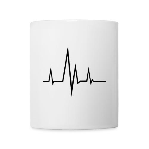 Sound wave mug - Mug