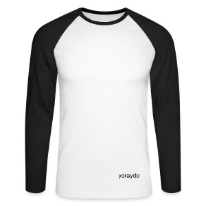 Promodoro Raglan longues manches - T-shirt baseball manches longues Homme