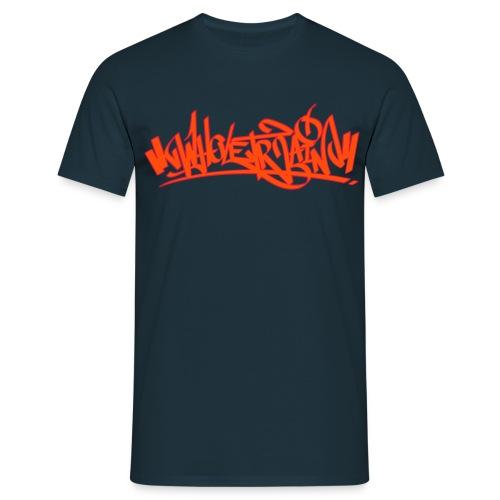 Wholetrain - Männer T-Shirt