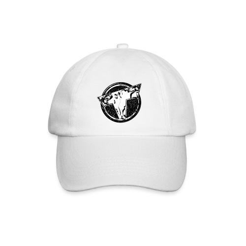 T-Music - Euro-Rap.Com - Cap WHITE - Baseball Cap