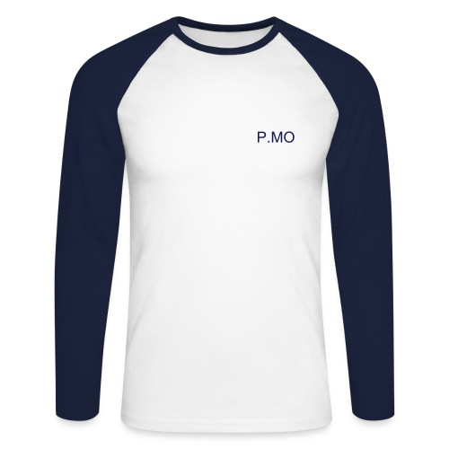 Mildly Amusing - Men's Long Sleeve Baseball T-Shirt