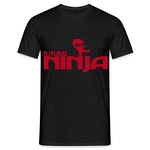 camiseta futuro ninja M1 - Camiseta hombre