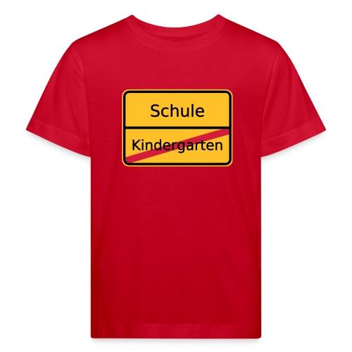 Schule - Kinder Bio-T-Shirt