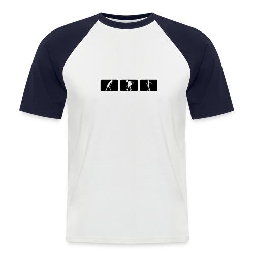 Sport T-Shirt - Männer Baseball-T-Shirt