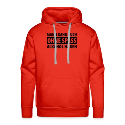 DROGEN Sweater - Männer Premium Hoodie