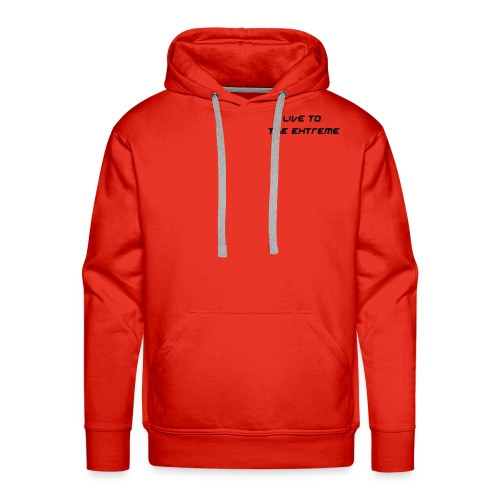 Live to Fly - Men's Premium Hoodie