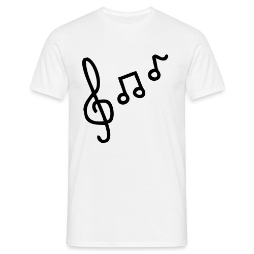 notes - Herre-T-shirt
