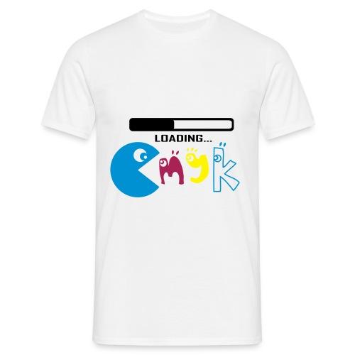 nerdy - T-skjorte for menn