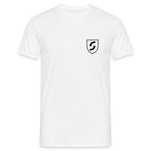 T-Shirt white - Männer T-Shirt
