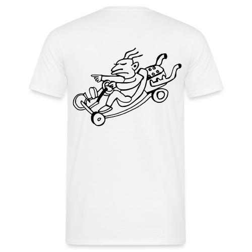 Kart Racing - Männer T-Shirt