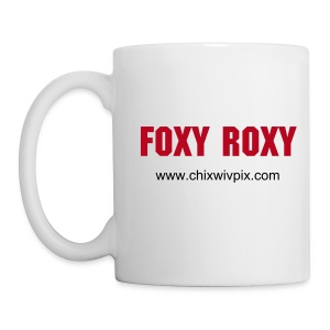 Foxy Roxy - Official Rox Mug - Mug