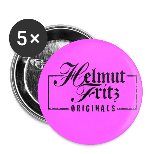 Pack 5 Badges 32mm - Tampon - Badge moyen 32 mm