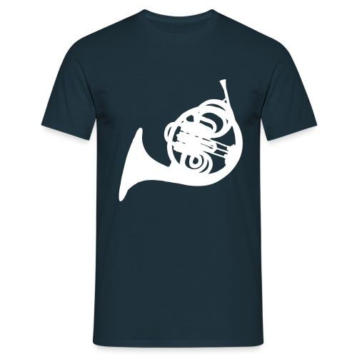 Wiener Horn - Männer T-Shirt