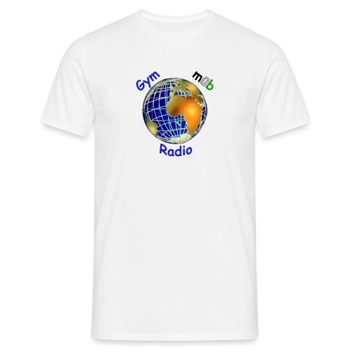 GymMübRadio Shirt www - Männer T-Shirt
