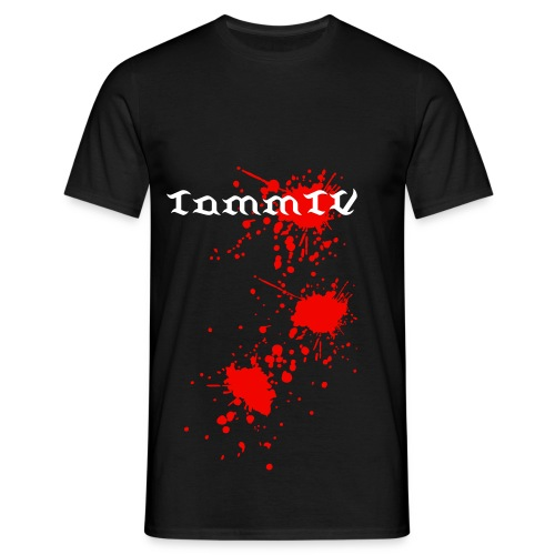 Blood is Tune - Männer T-Shirt