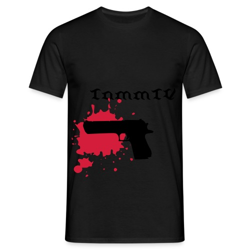 Tamm Weapon Theme - Männer T-Shirt