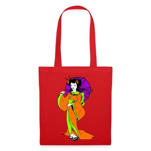 Sac geisha - Tote Bag
