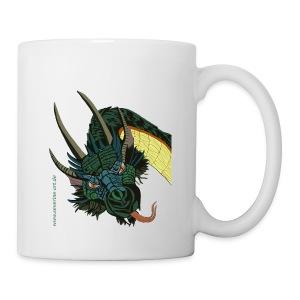 Drachenkopf - Tasse