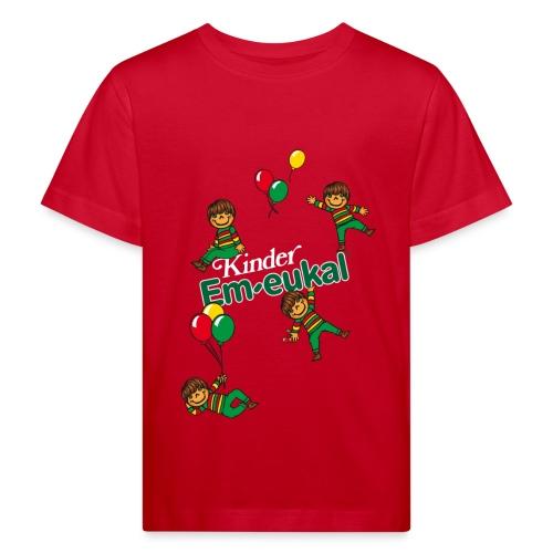 Kinder Em-eukal® Shirt - Kinder Motiv3 - Kinder Bio-T-Shirt