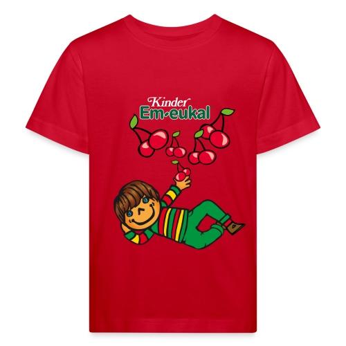 Kinder Em-eukal® Shirt - Kinder Motiv1 - Kinder Bio-T-Shirt