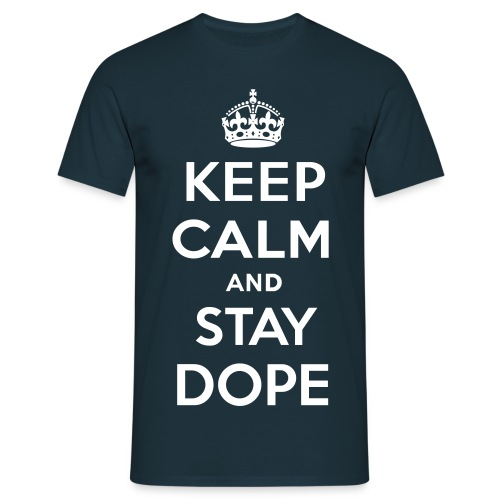 PREDOPE - STAY DOPE TEE - Herre-T-shirt