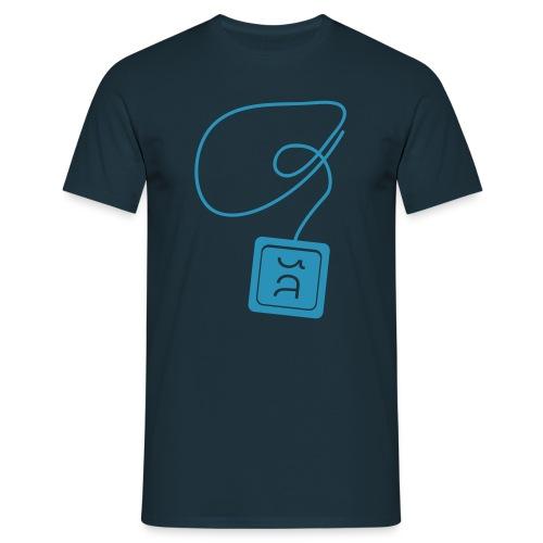 Schalter - Männer T-Shirt