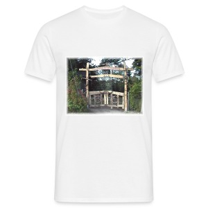 T-Shirt - Ämter-Ranch - Männer T-Shirt