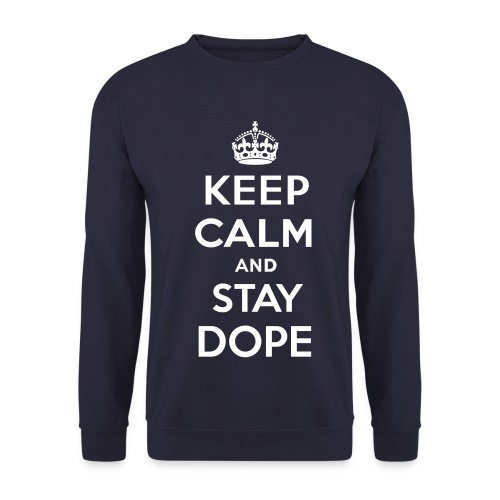STAY DOPE - CREWNECK - Herre sweater
