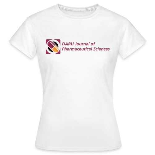 women's t-shirt DARU Journal of Pharmaceutical Sciences - Women's T-Shirt
