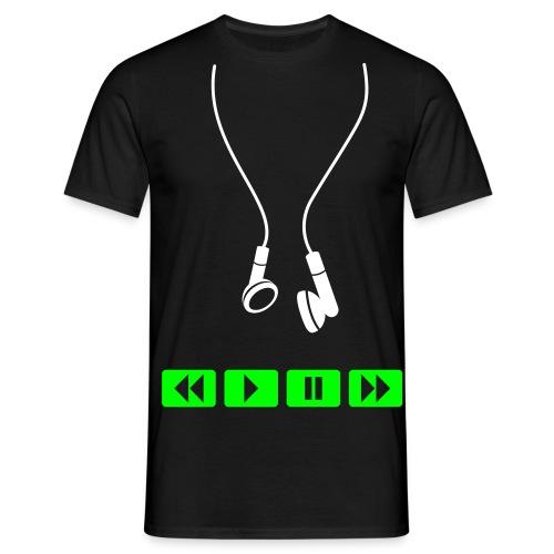 Musique. - T-shirt Homme