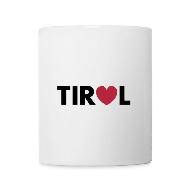 TIROL Tasse