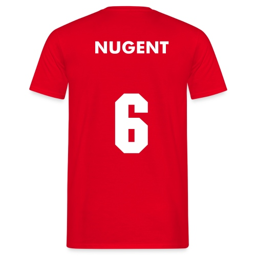 'Tom Nugent' hero shirt - Men's T-Shirt