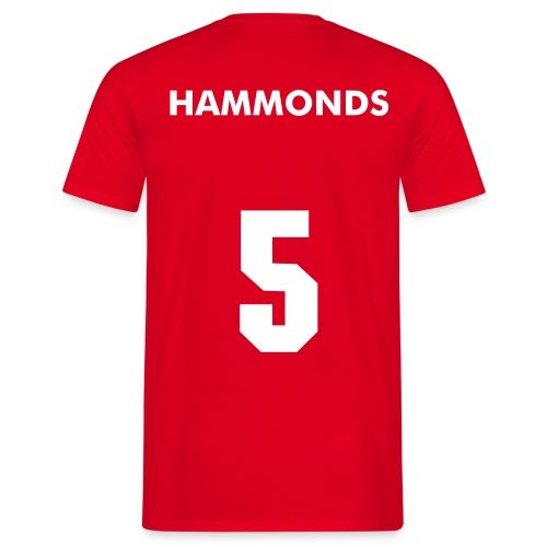 'Stuart Hammonds' hero shirt - Men's T-Shirt