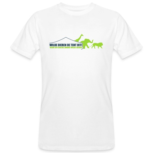 T-shirt - Mannen Bio-T-shirt