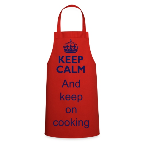 Keep on cooking Apron - Cooking Apron