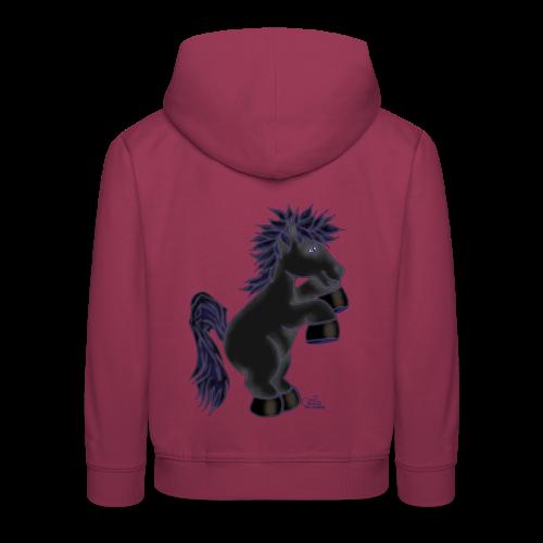 KinderShirt Kleiner Rappe - Kinder Premium Hoodie